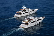 Yachts Absolute, Azimut or Benetti ,  new or second hand, Seabob!
