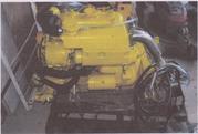 VETUS 3 cylinder,  20hp,  Diesel Marine Motor (Complete)