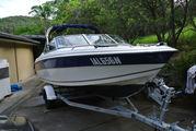 200HP Bowrider Trailer Boat