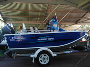 Quintrex Boat and Trailer