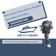 Best Mercruiser Sterndrives Repair in Sydney